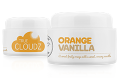 True Cloudz Orange Vanilla