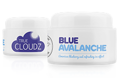 True Cloudz Blue Avalanche