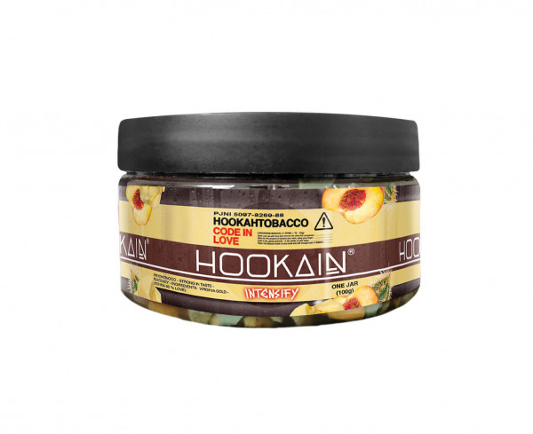 HOOKAIN | inTens!fy - Code in Love