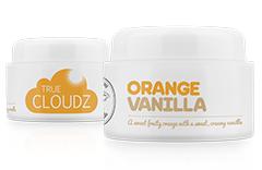 True Cloudz Orange Vanilla