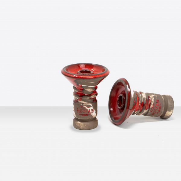 Hookain Drip Bowl TWiSTER BOWL | BLACK | PHUNNEL