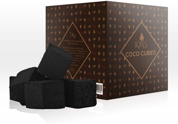 KMS Coco Cubes 1kg Box