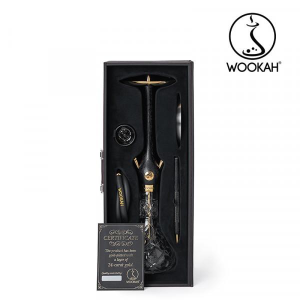 Wookah 24K Gold-Plated Olives Nox Set